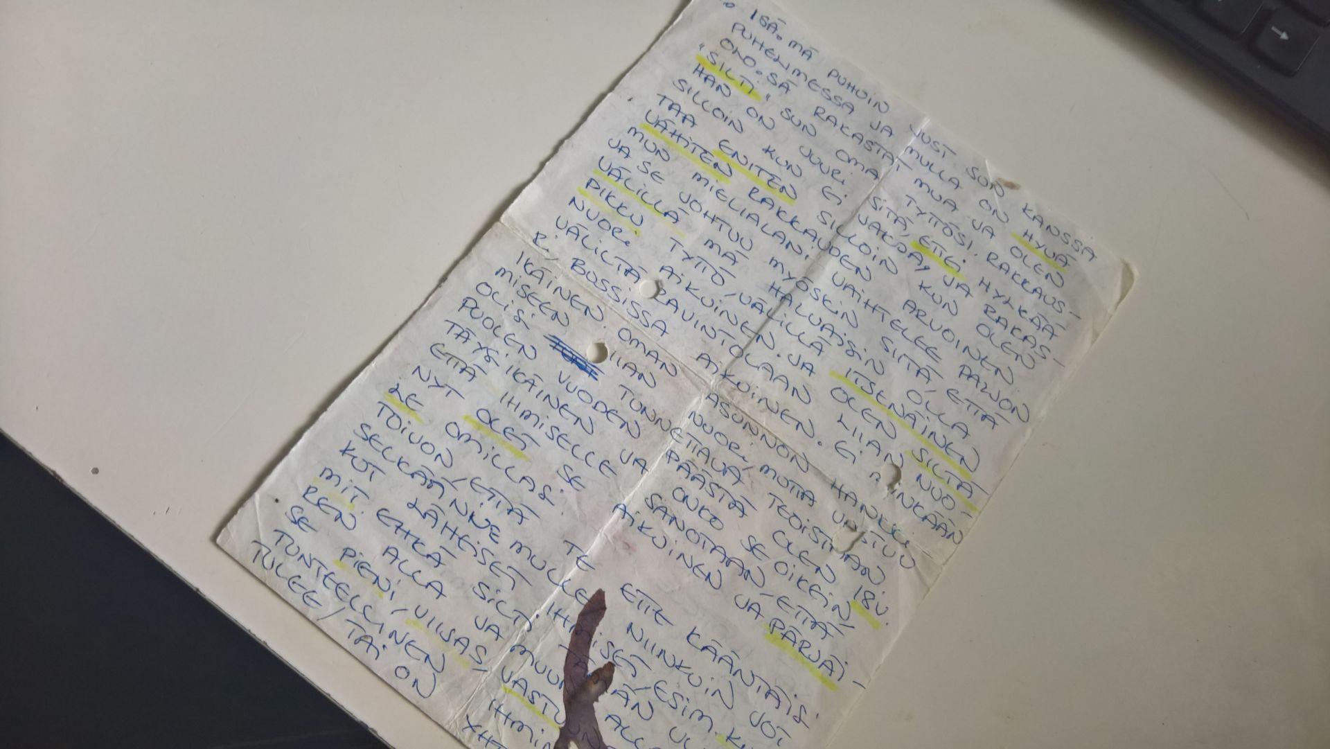 Piripäiväkirja